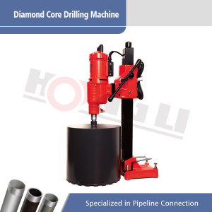 H-350C Diamond Core Drilling Machine