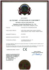 CE para enrutadores de tubos portátiles