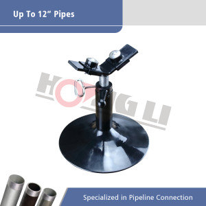 1106 Pipe Stand untuk Gulungan Pipa Groovers