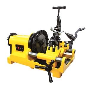 虎王SQ50E电动切管套丝机1/4-2寸高效燃气化工管道专用套丝机