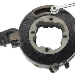 虎王电动套丝机板牙头100型机头总成1/2-2寸-3寸-4寸