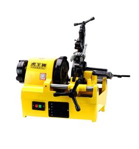 SQ40N虎王1/4-1 1/2寸小巧电动套丝机大功率1200W燃气套丝机