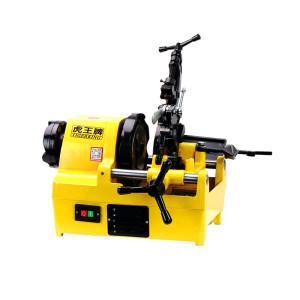 虎王SQ40N电动套丝机1/4—1 1/2寸高效燃气化工管道专用套丝机