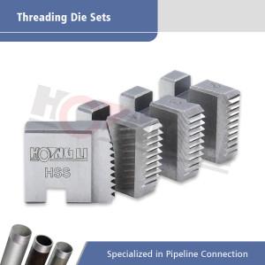 Portable Pipe Threader Threading Dies