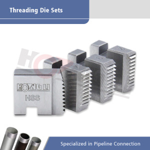 Portable Pipe Threader Threading Dies for 1/2