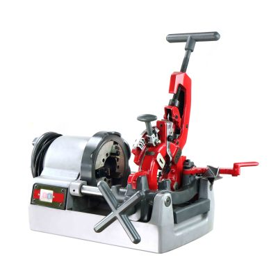1150W 2 Inch Electric Steel Pipe Threading Machine