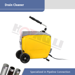 A200 Electric Pipe Drain Cleaning Machine