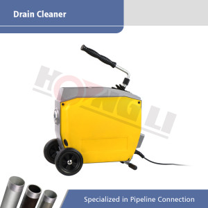 Electric Pipe Drain Cleaning Machine A200