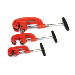 Heavy-Duty Hand Pipe Cutters for Small Pipe Cutting with Extra-long Shank