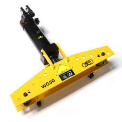 WG50虎王1/2-4寸手动液压弯管机