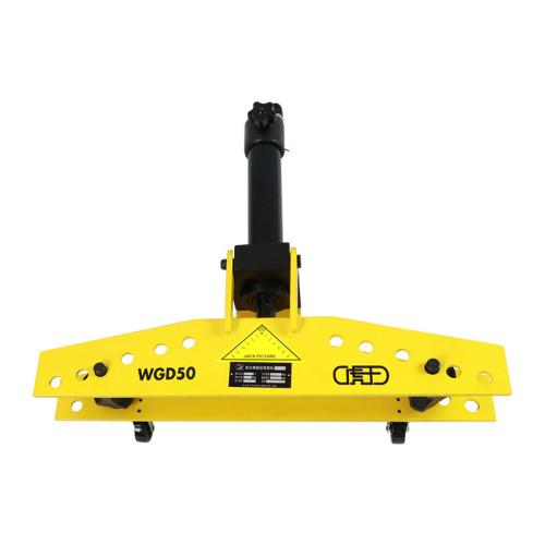 虎王WGD50/80/100电动液压弯管机1/2-4寸2寸3寸4寸弯管器