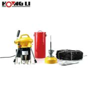 550W Motor of A75 Drain Cleaning Machine For Sale