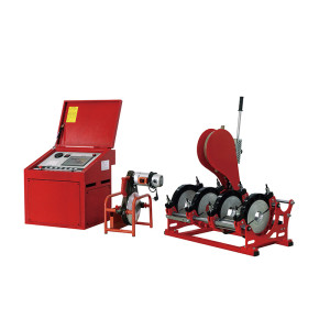 Hongli Automatic Plastic Welding Machine for Pipes of  90mm-200mm