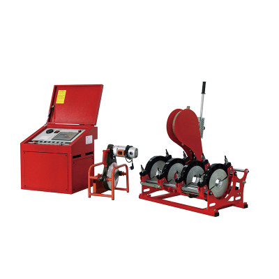 Automatic Plastic Welding Machine for Pipes of 90mm-200mm