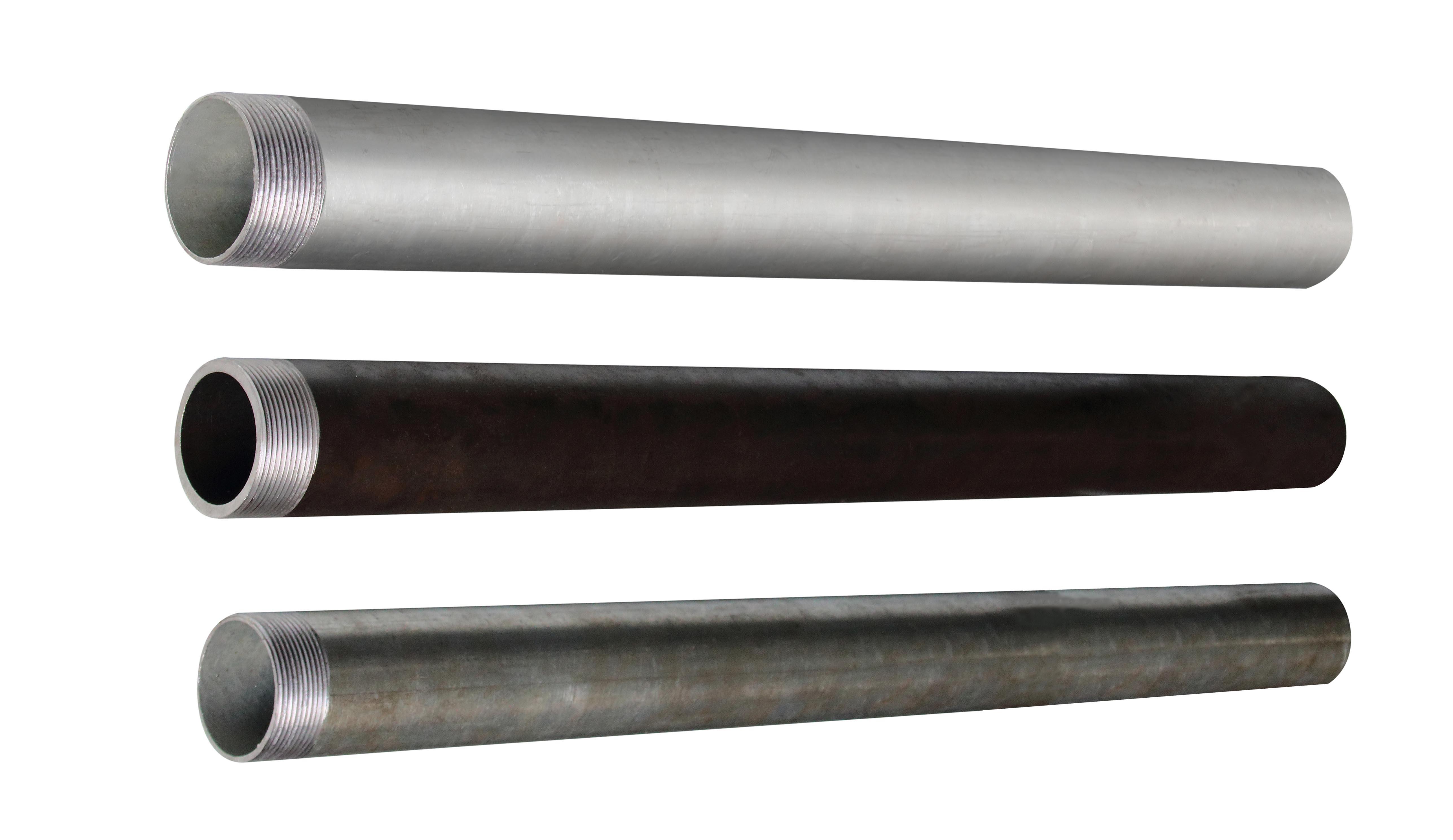 Pipa Stainless Steel, dan Pipa Besi Hitam