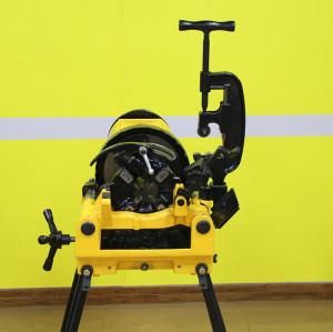 虎王SQ80C1电动套丝机1/2-3寸高效燃气化工管道专用套丝机