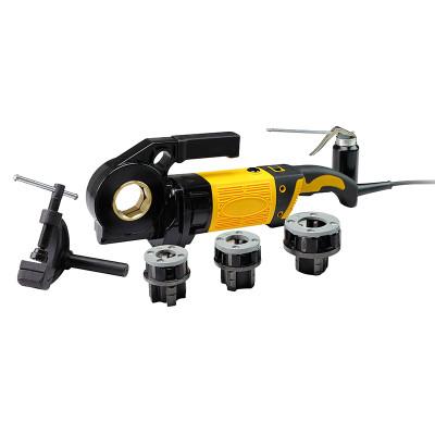 SQ25A虎王1/2-1寸手持电动套丝机开牙机维修专用轻便1寸套装