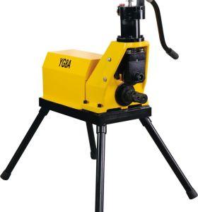 虎王GN8电动液压滚槽机2-8寸消防管道压槽机不锈钢管滚槽机