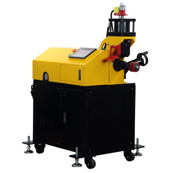 ZG12P虎王2-12寸自动滚槽机数控压槽机电动液压沟槽机消防管道不锈钢管厚管滚槽机