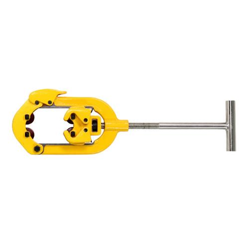 虎王H2S防爆手割刀1-2.5寸小型切管器水管切割器铰接式防爆燃气管子割刀割管神器