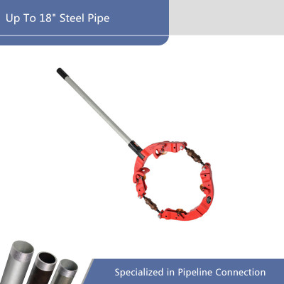 Explosion-proof H18S Manual Pipe Cutter with Spring Steel Cutting Blades