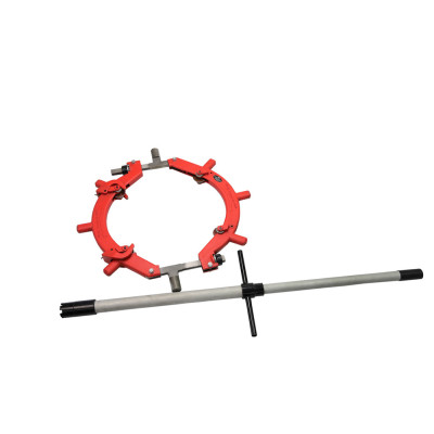 Hongli Explosion proof H22S Low Clearance Rotary Manual Pipe Cutter for Pipes Of Diameter 20 Inch to 22 Inch