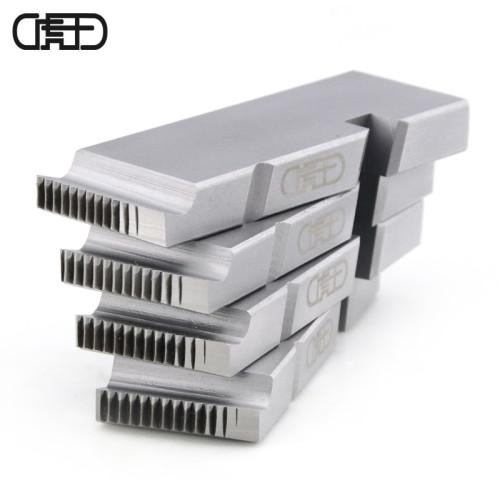 虎王SQ80A电动切管套丝机1/4-3寸大功率高速燃气套丝机
