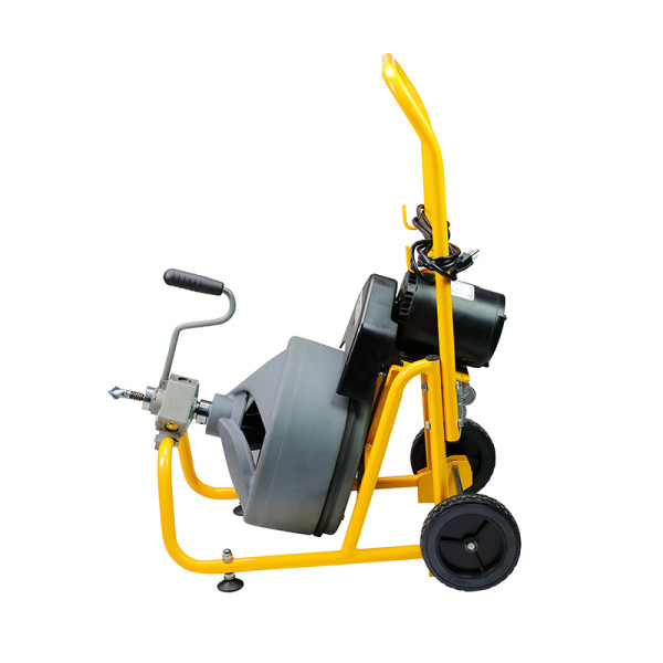 """AG100 Drum Drain Cleaning Machine for  1 1/4""""-4""""(32-100mm) Drain Pipes"""