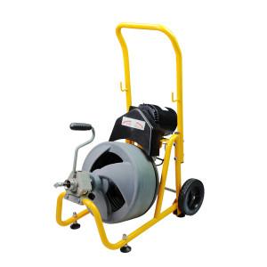 "Hangzhou Hongli AG100 Drum Drain Cleaning Machine for  1 1/4""-4""(32-100mm) Drain Pipes"
