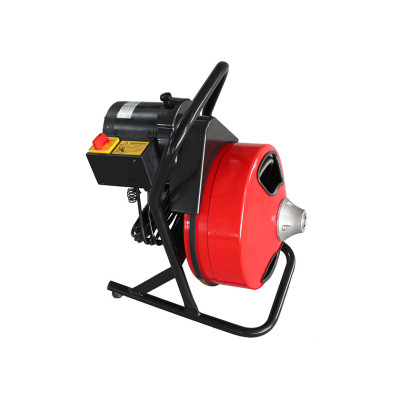 D300F Drum Type Drain Cleaning Machine with Foot Switch