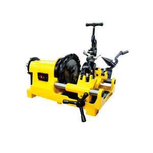 SQ50E Compact Electric Pipe Threading Machine for Max 2 Inch Pipe Threading