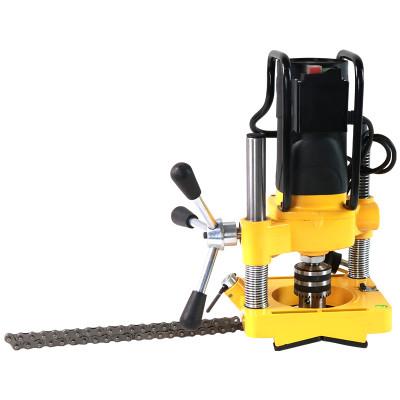 Hangzhou Hongli Electric Pipe Hole Cutting Machine for Max 219 mm Pipes KC114