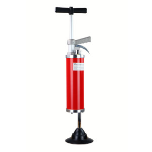 Portable Pneumatic Drain Cleaner for 3/4 Inch to 4 Inch Pipe Cleaning GQ-4