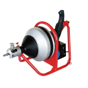 Hand-held Power Drain Cleaner For 3/4