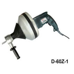D-60 Hand-held Power Drain Cleaner