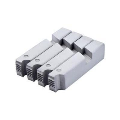 虎王电动套丝机板牙100型高强度板牙消防水管英制板牙1/2-4寸