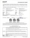 Certificado ETL para Roscadora de tubos portátil SQ30-2C