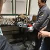 如何正确使用虎王两寸手持电动套丝机SQ30-2B/SQ30-2C?