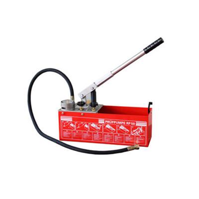 RP50 Manual Pressure Testing Pump