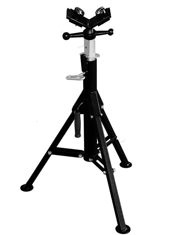Foldable Ball Head Pipe Stands for Max 12