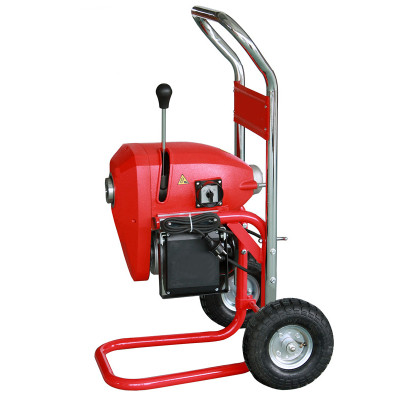 D200-1A Electric Sectional Drain Cleaning Machine