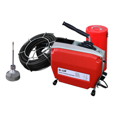 Hongli D150 Electric Sectional Drain Cleaning Machine