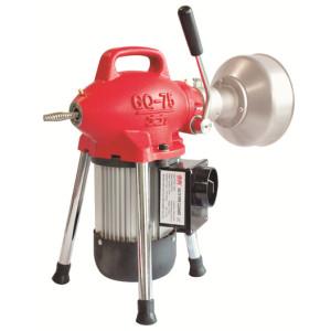 Hongli GQ75 Electric Sectional Drain Cleaning Machine