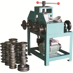 HHW-G76 Rolling Round and Square Pipe Bender