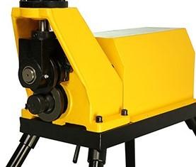虎王YG6C-A电动液压压槽机1 1/4-6寸镀锌钢管水管滚槽机