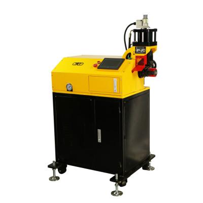 虎王ZG12P自动管道滚槽机2-12寸数控压槽机消防管道不锈钢管厚管滚槽机