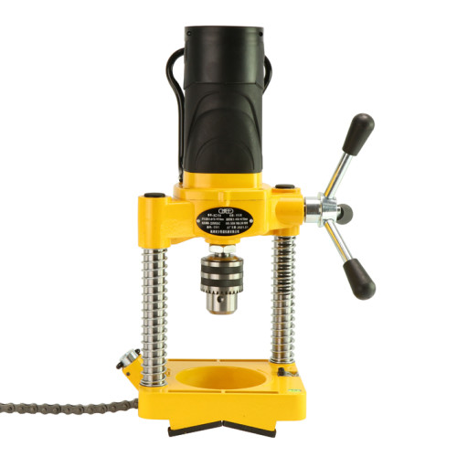虎王KC114电动开孔机1/2-4寸消防管道类专用轻便高效开孔机