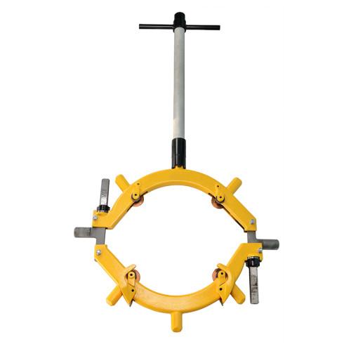 虎王H22S手动防爆大割刀18-22寸旋转式石油化工管道钢管切割机器