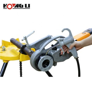 Factory OEM Hongli SQ30-2C Hand-Held Electric Portable Pipe Threader Machine For 1/2 inch
