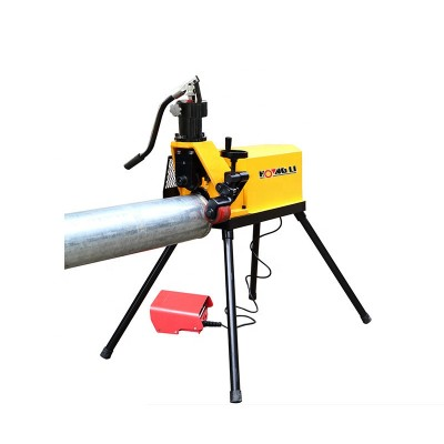 Hangzhou Hongli YG6D-A2 Pipe Grooving Machine with 750W Higher Power Motor Wholesale Price